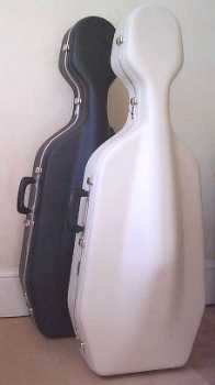 Hiscox cello cases